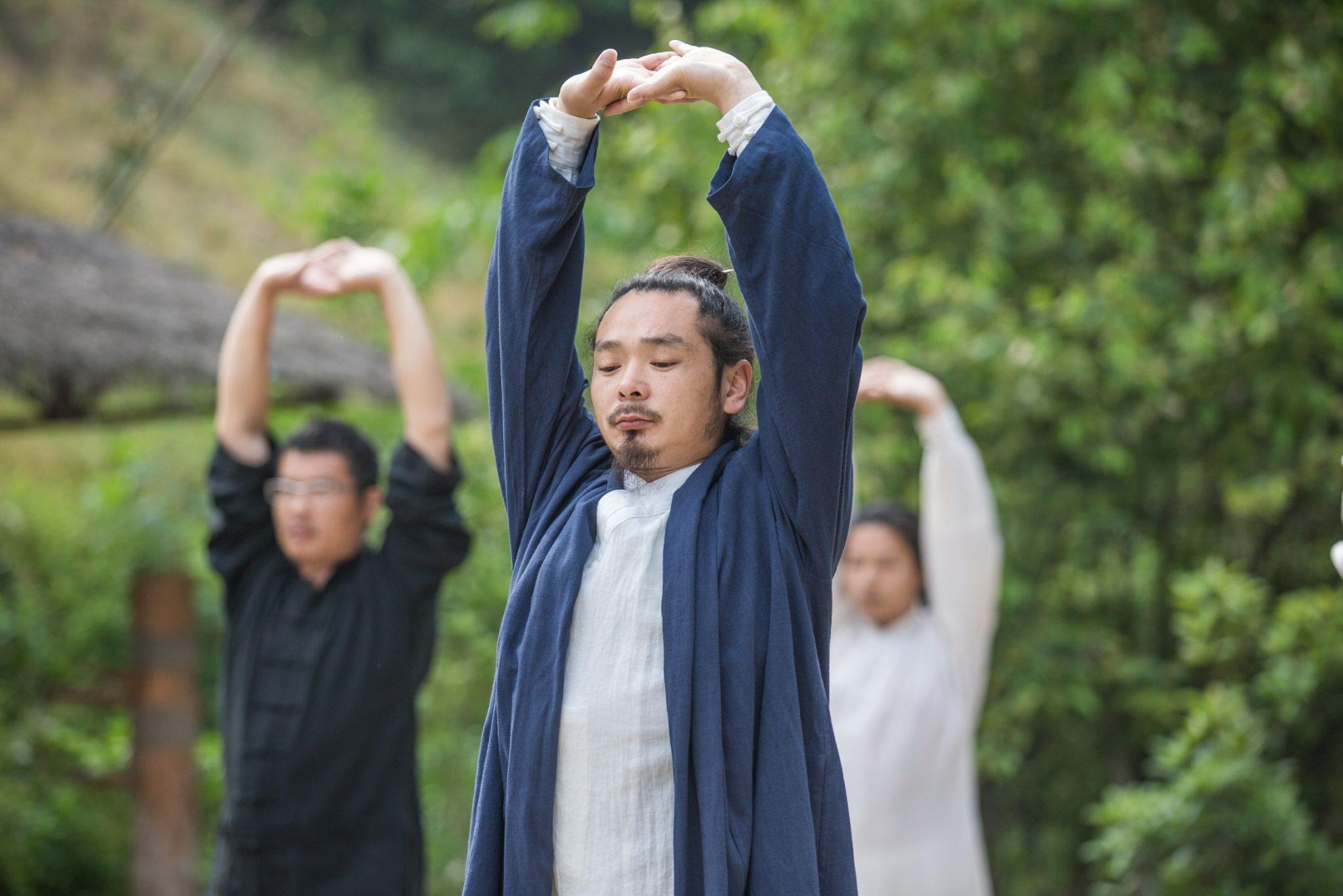 Wudang-Meister Chen Shiyu Baduanjin