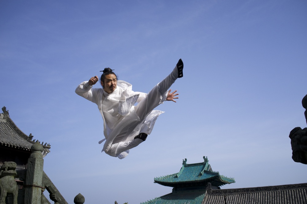 Why is Wudang martial arts mistakenly perceived as non-fighting?