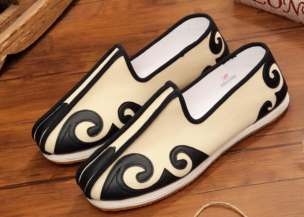 Premium Handmade Wudang Daoist Shoes