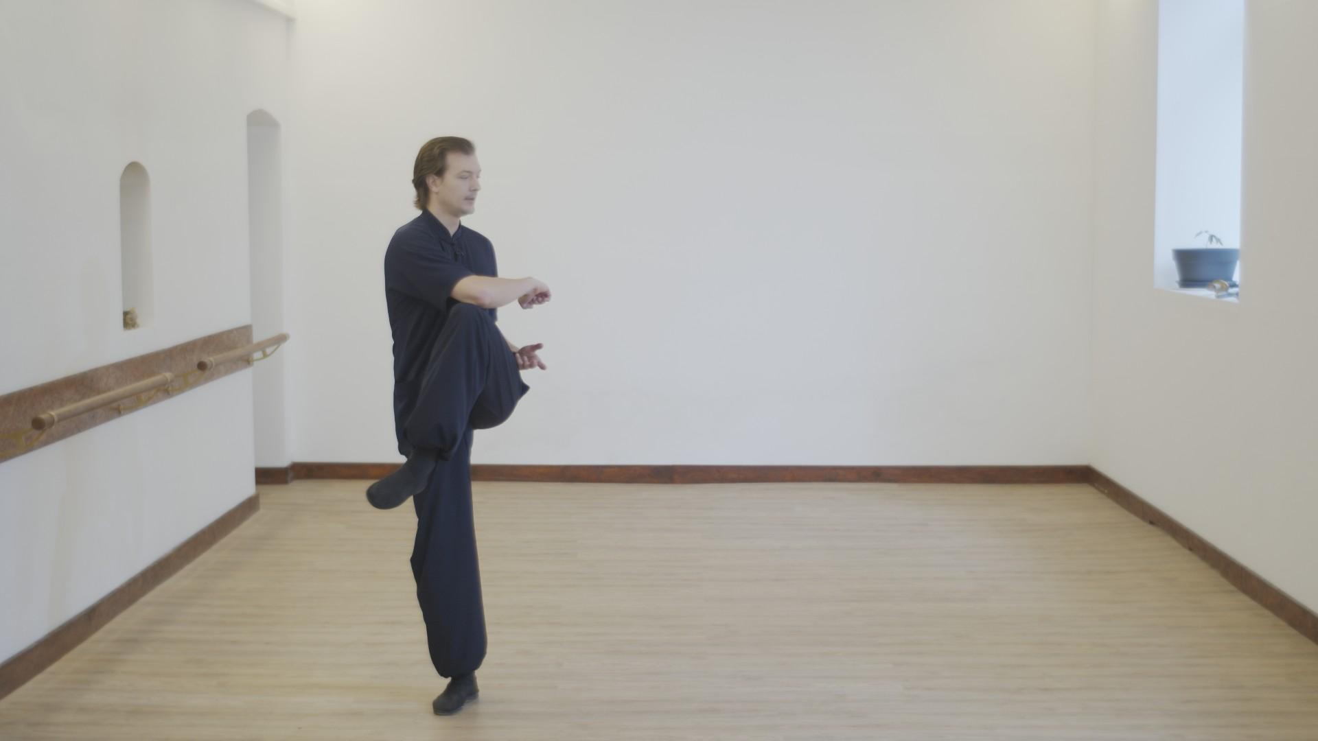 Master Ziji Jibenquan