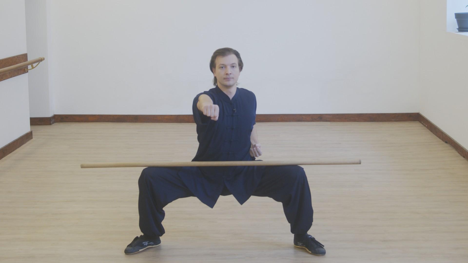 Master Ziji Perfect Mabu Training