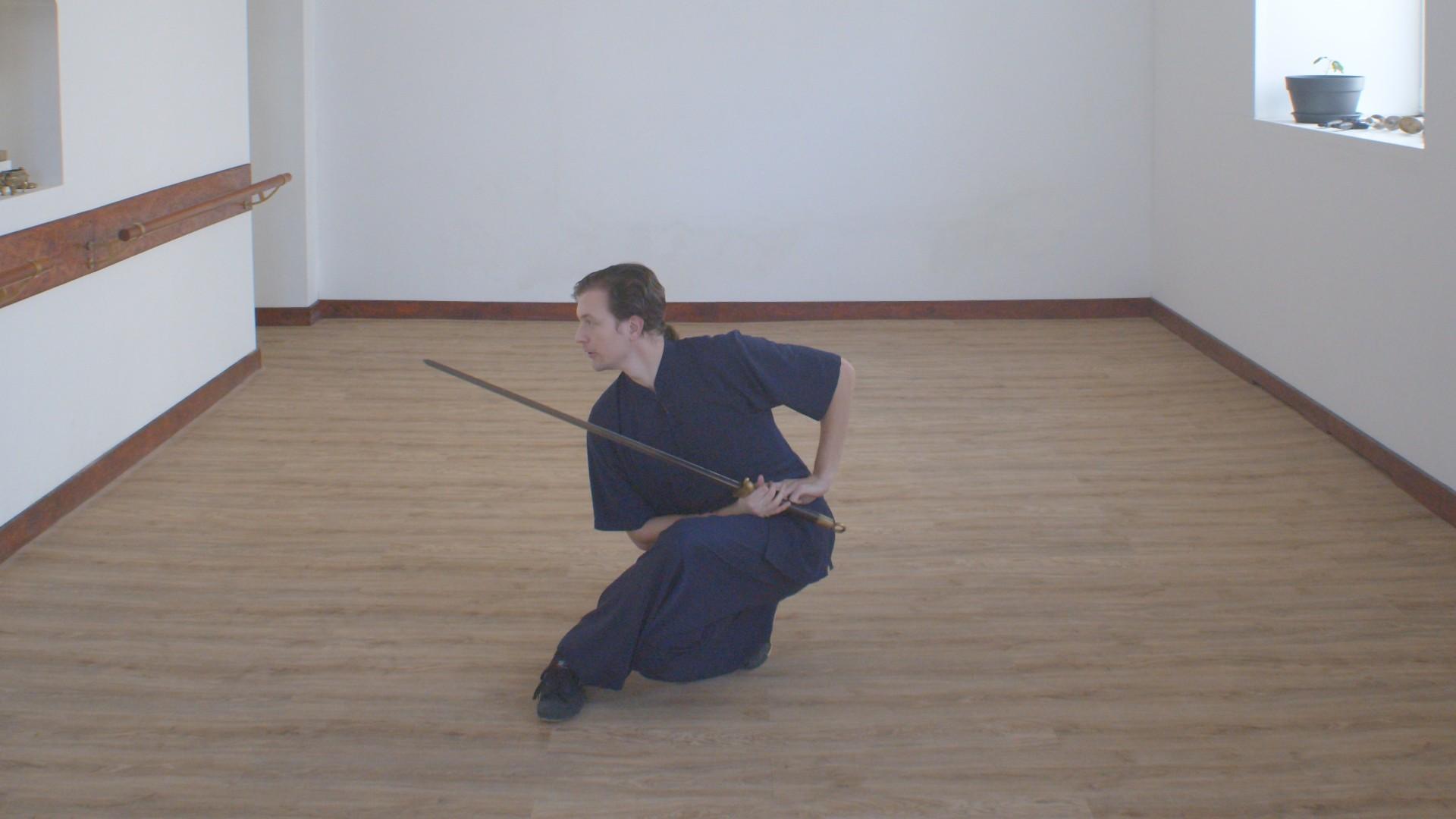 Advanced Sword Art – Xuan Men Jian – Part 2
