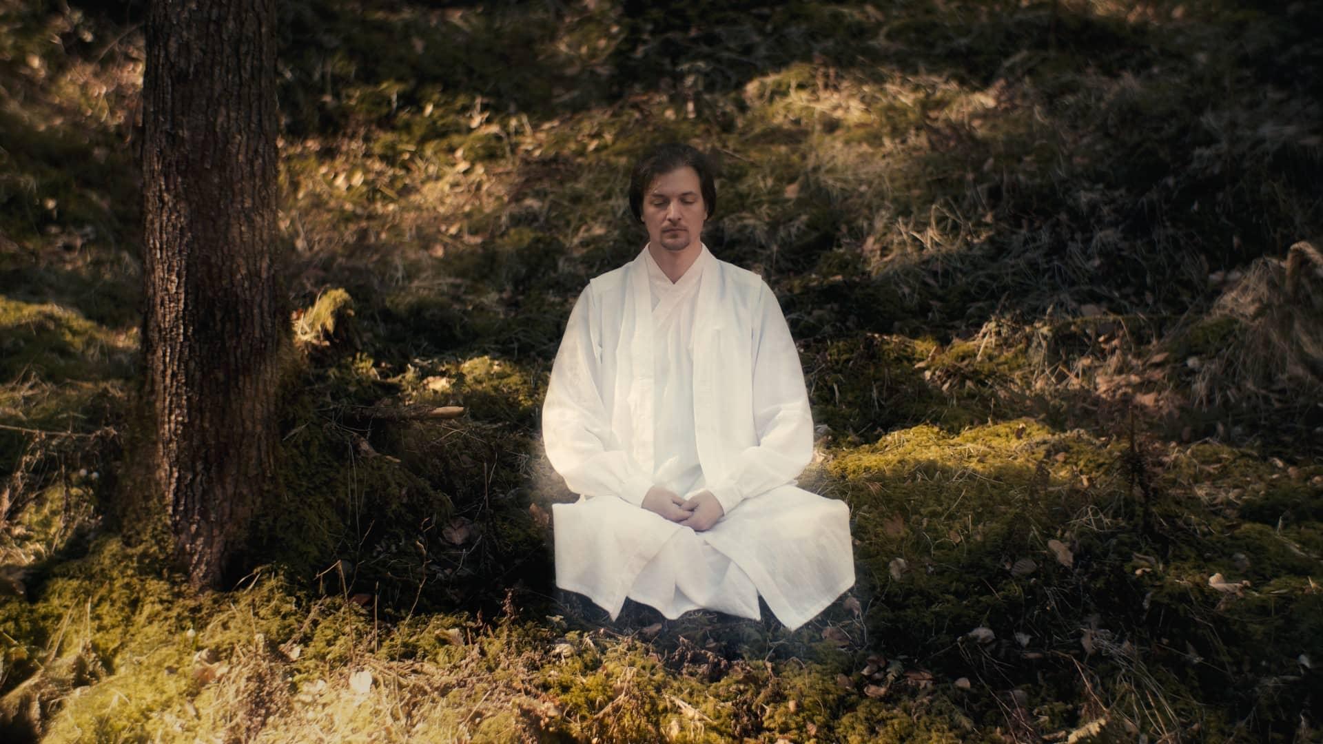Master Ziji Daoist Wuji Meditation