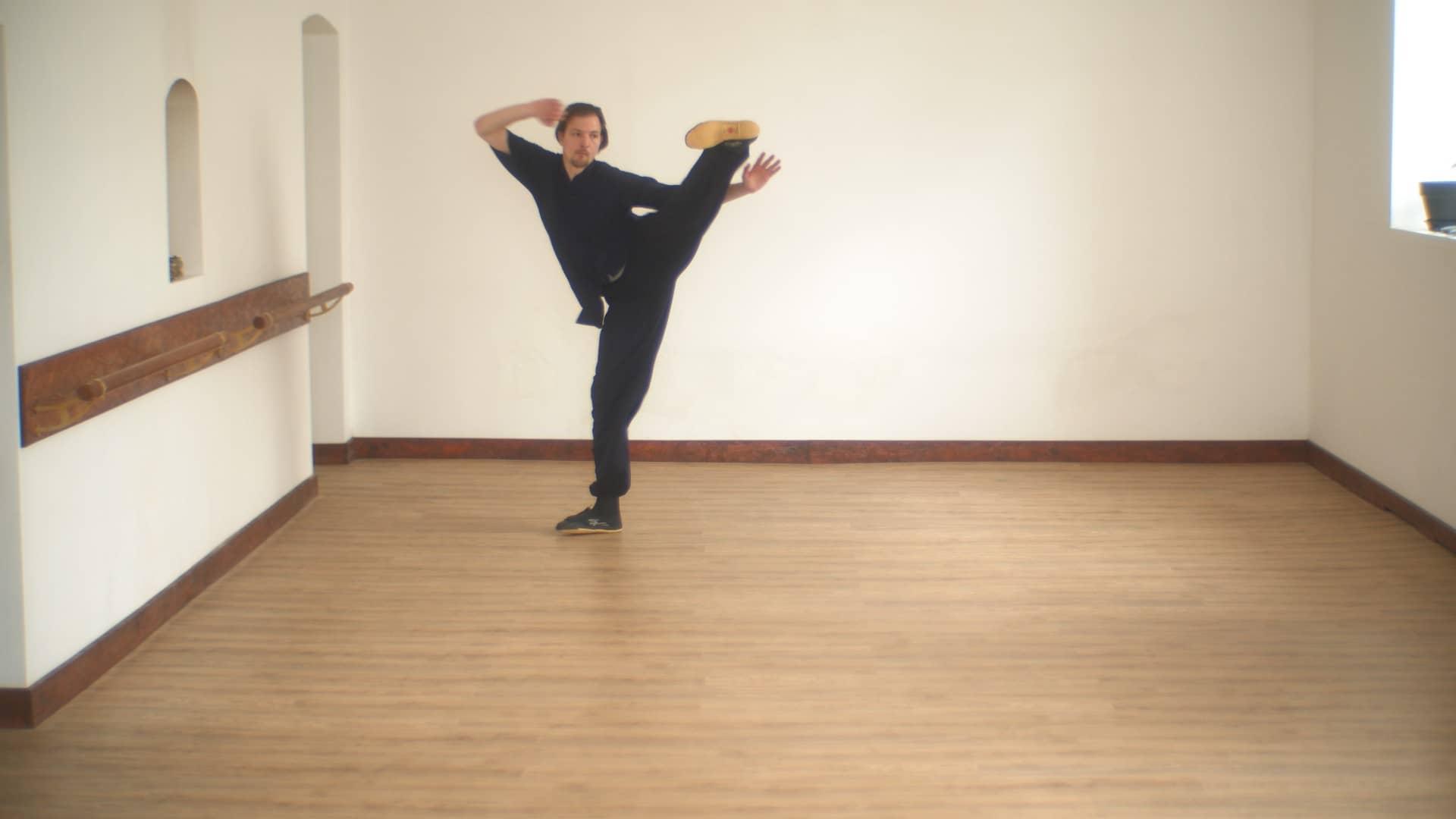 Beginner Basics – Xuan Gong Quan – Combination Punch – Part 5