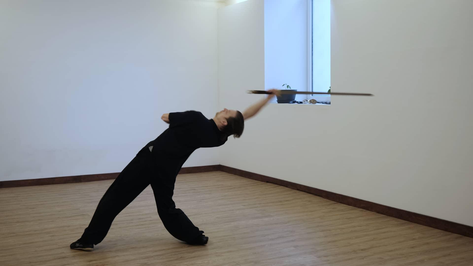 Advanced Sword Art – Xuan Men Jian – Part 5