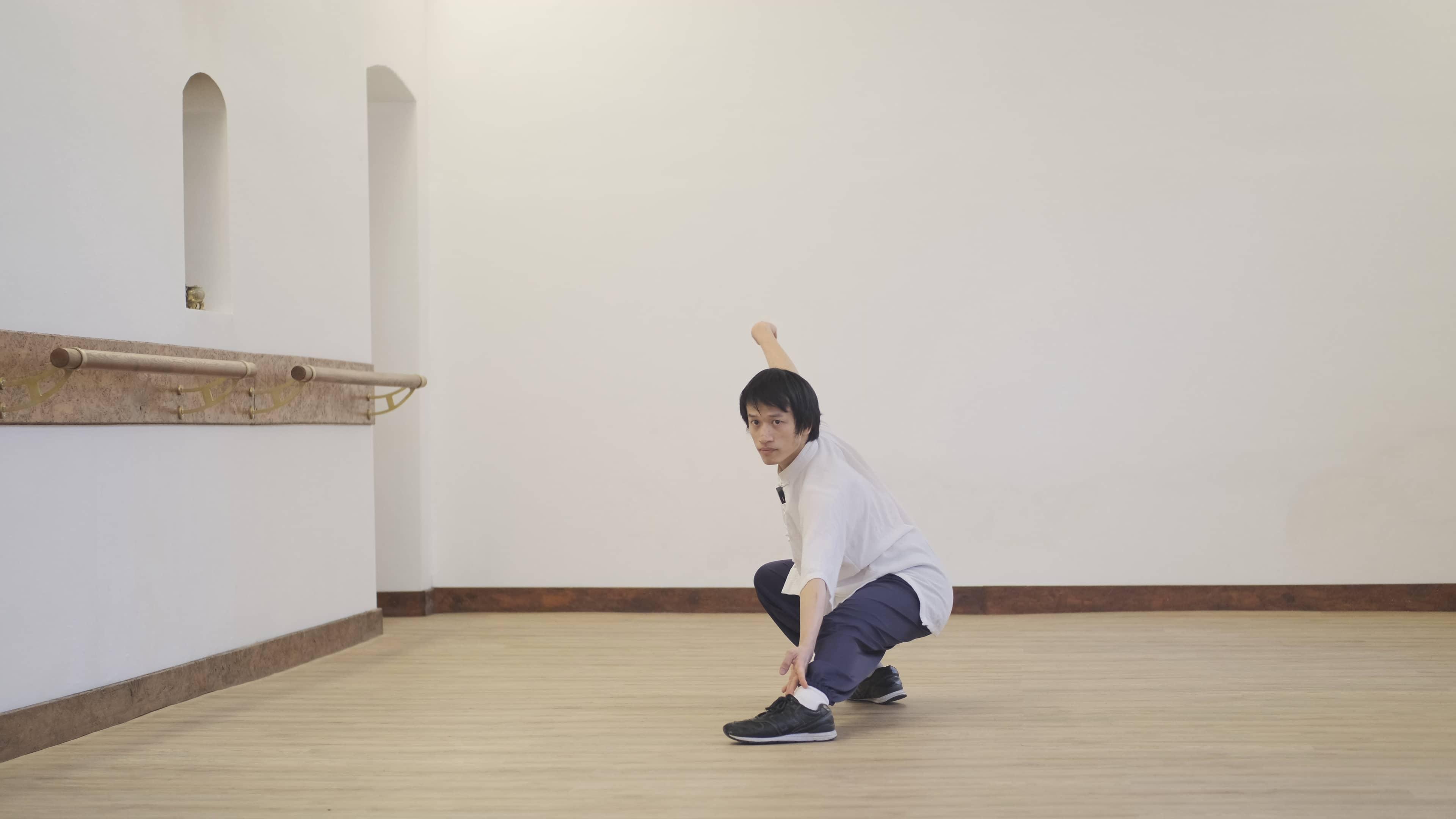 Pubu Basics Wudang Academy