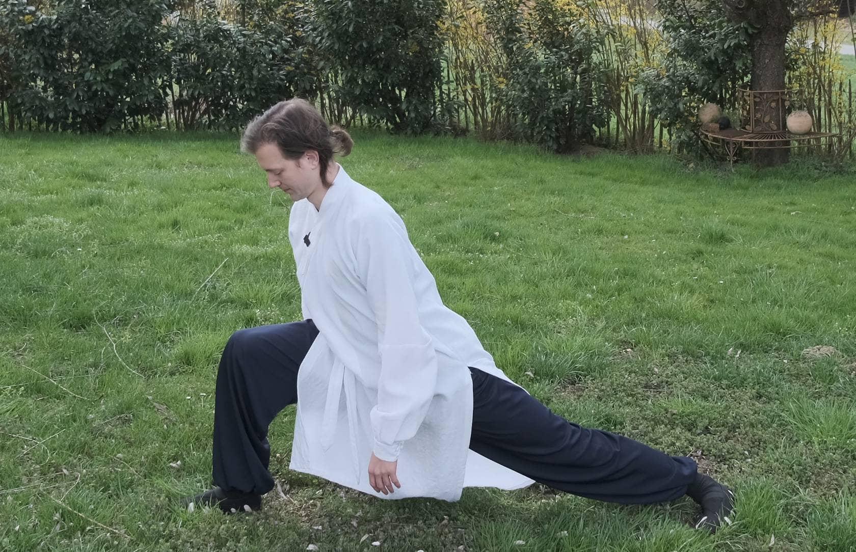 Basic Daoist Flexibility Training Course Part 4