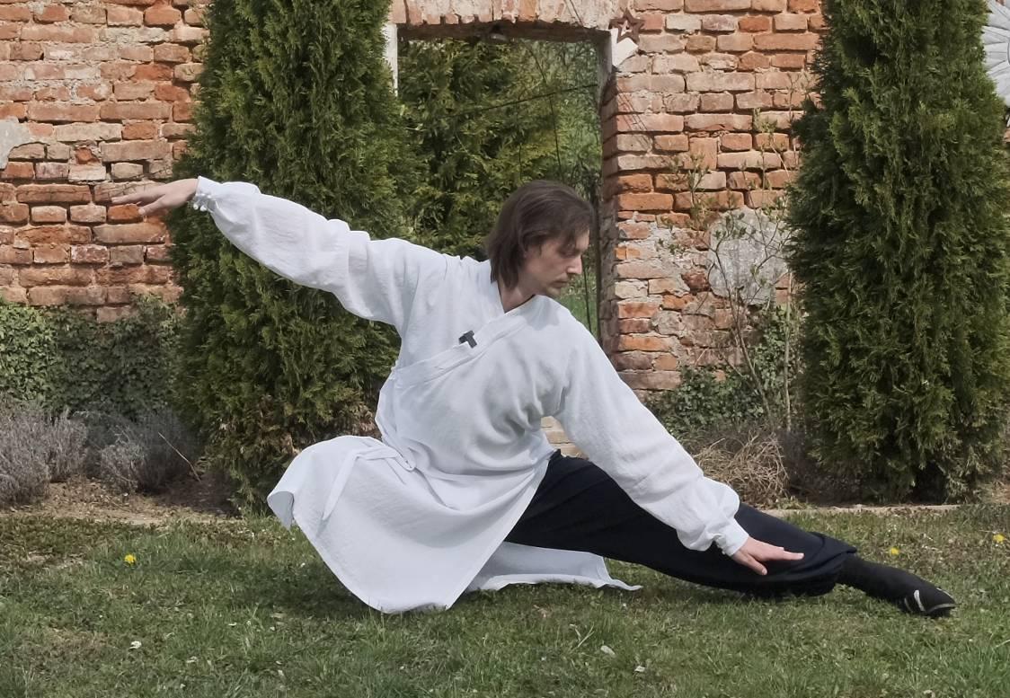 Basic Daoist Flexibility Training Course Part 6