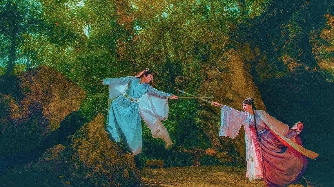 Dragon & Phoenix – Love Relations in Daoism