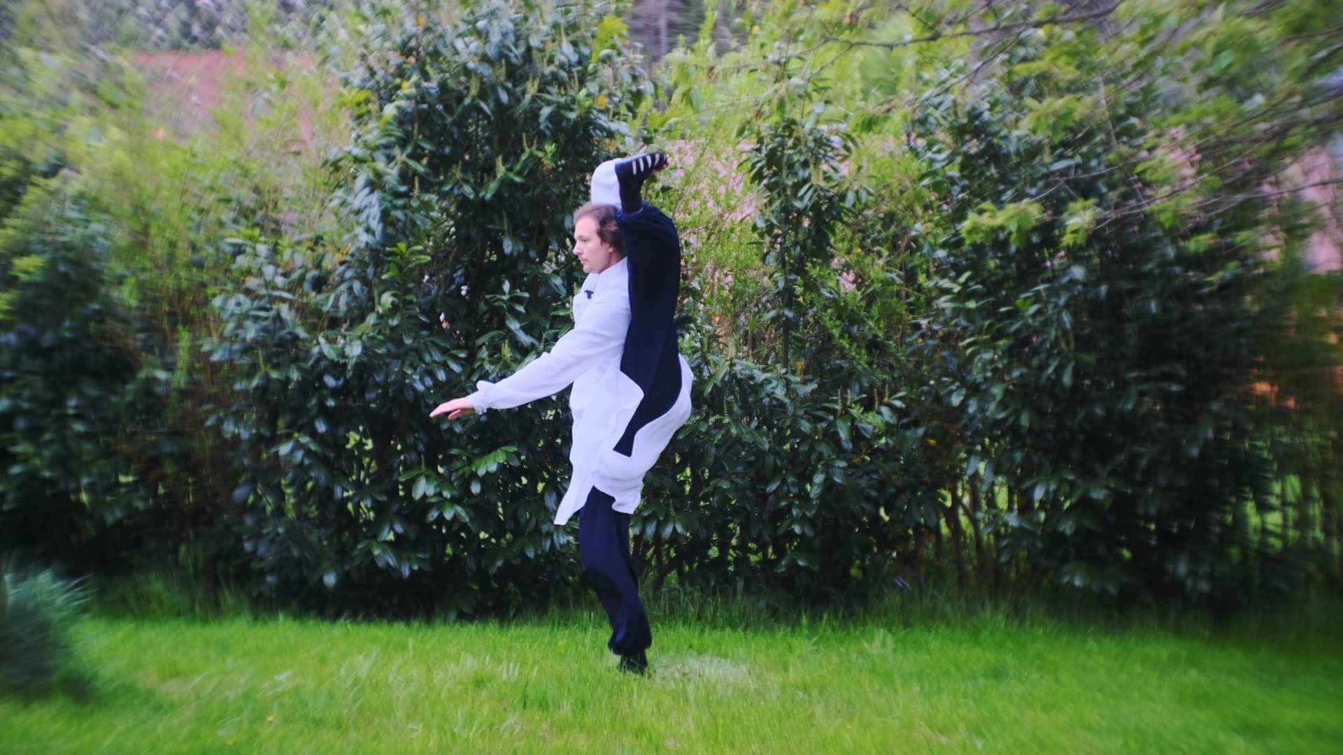 Basic Daoist Flexibility Training Course Part 12