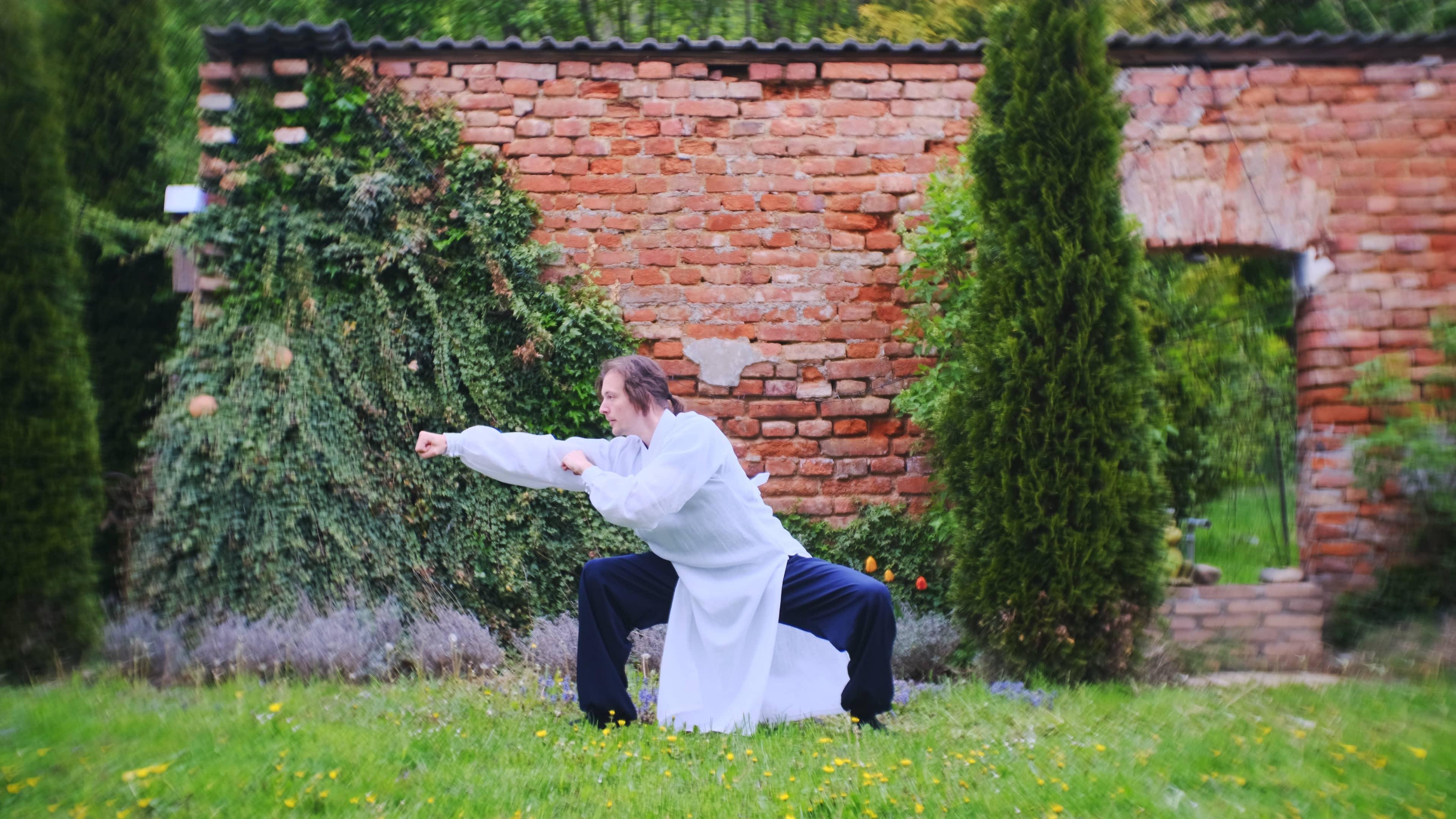 Xuan Gong Quan Er Lu (II) – Stance Training – Part 5
