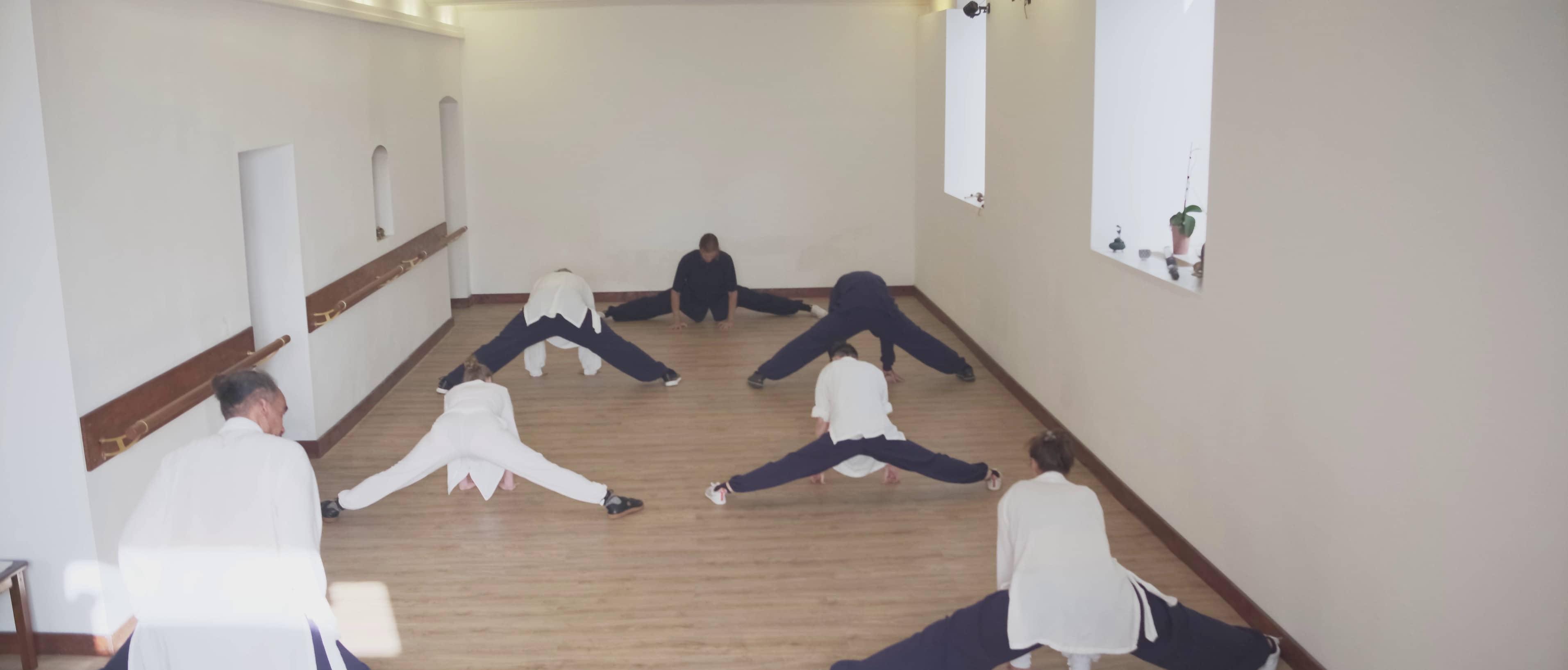 Basic Flexibility for the Jibenquan Form