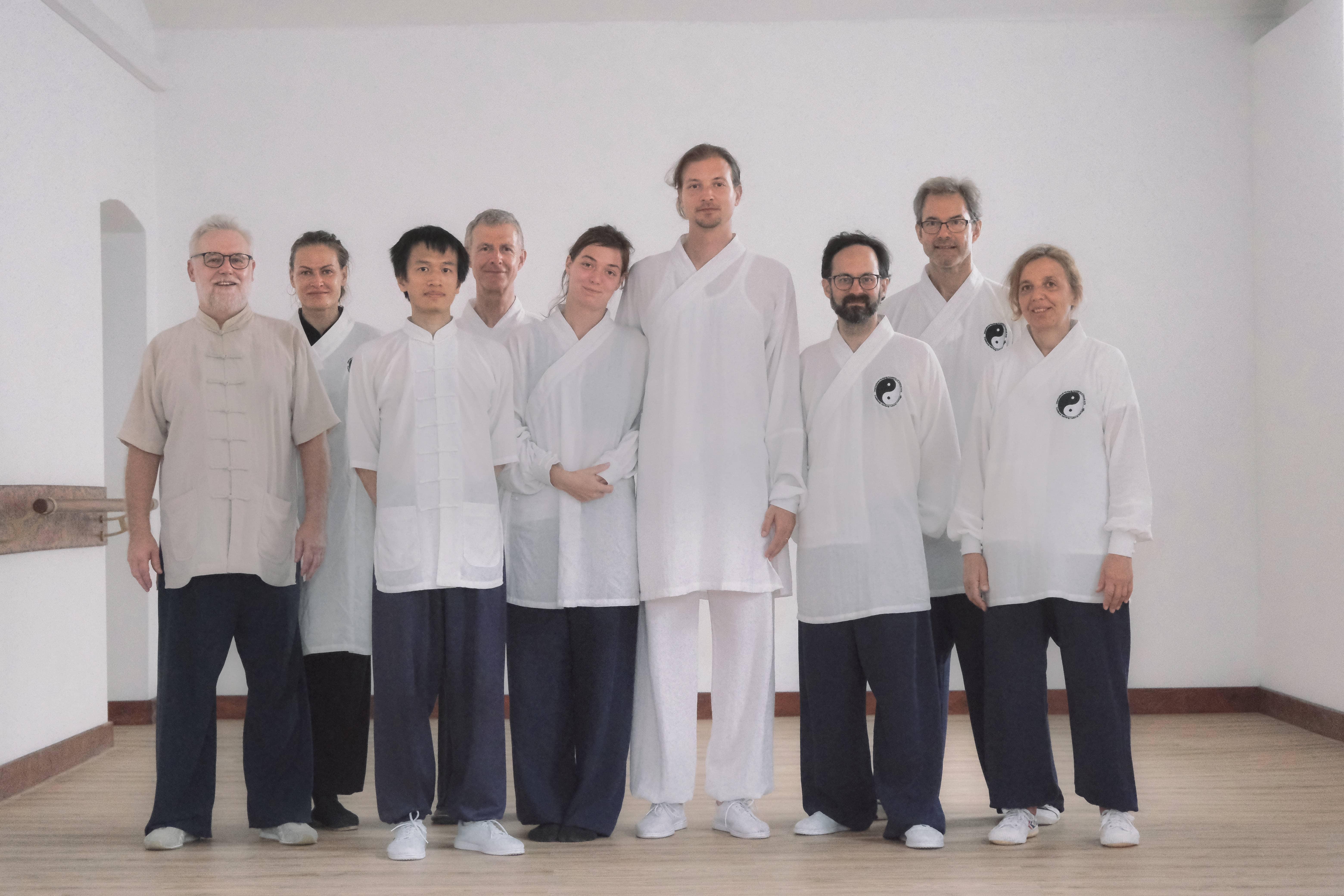 Wudang Taiji 13 Seminar Group 2021